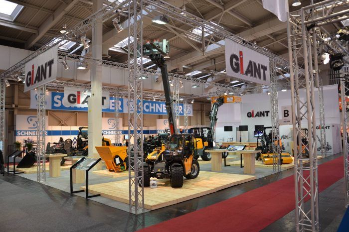 Tobroco / Giant Agritechnica Hannover